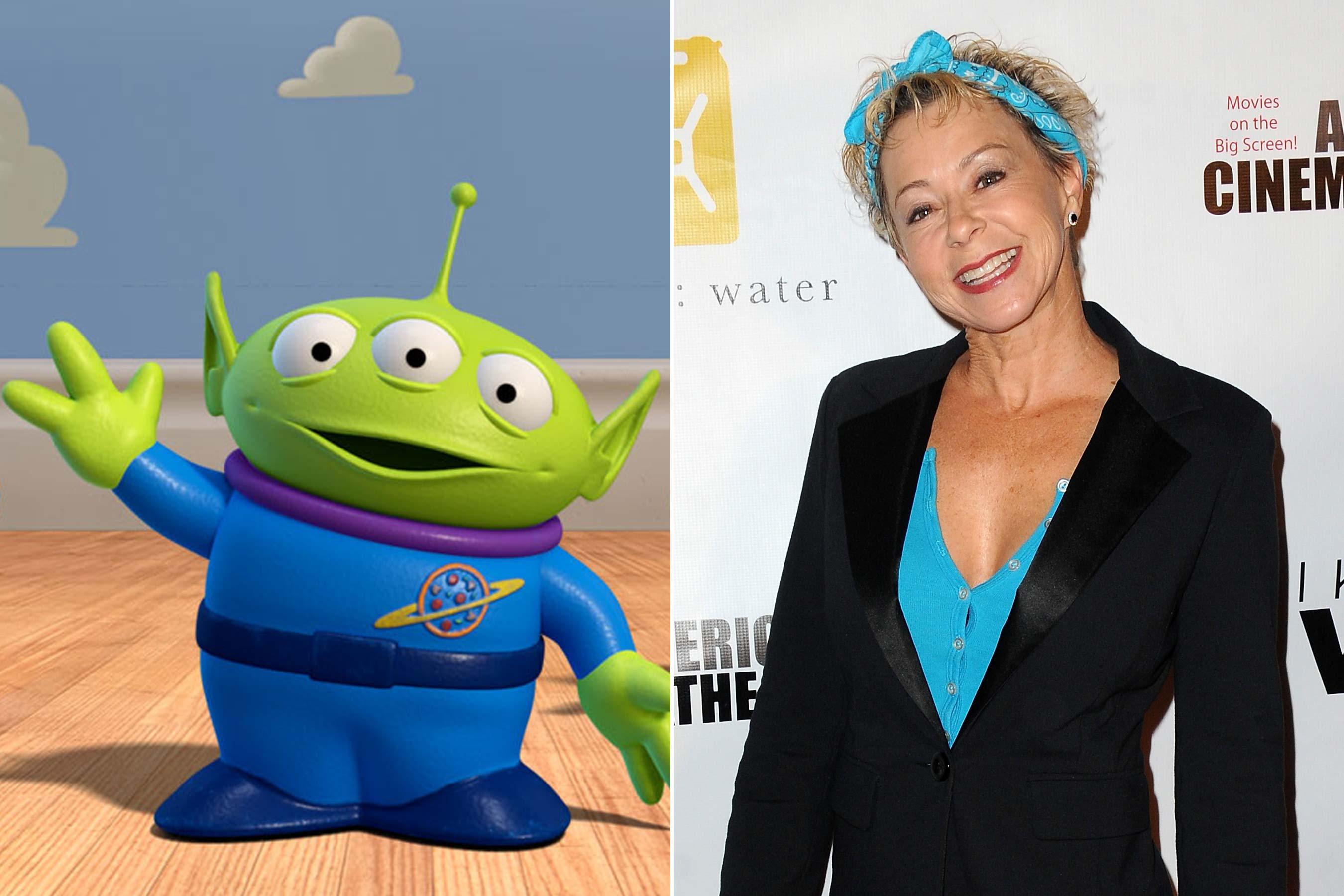 Aliens - Debi Derryberry (Toy Story 1)