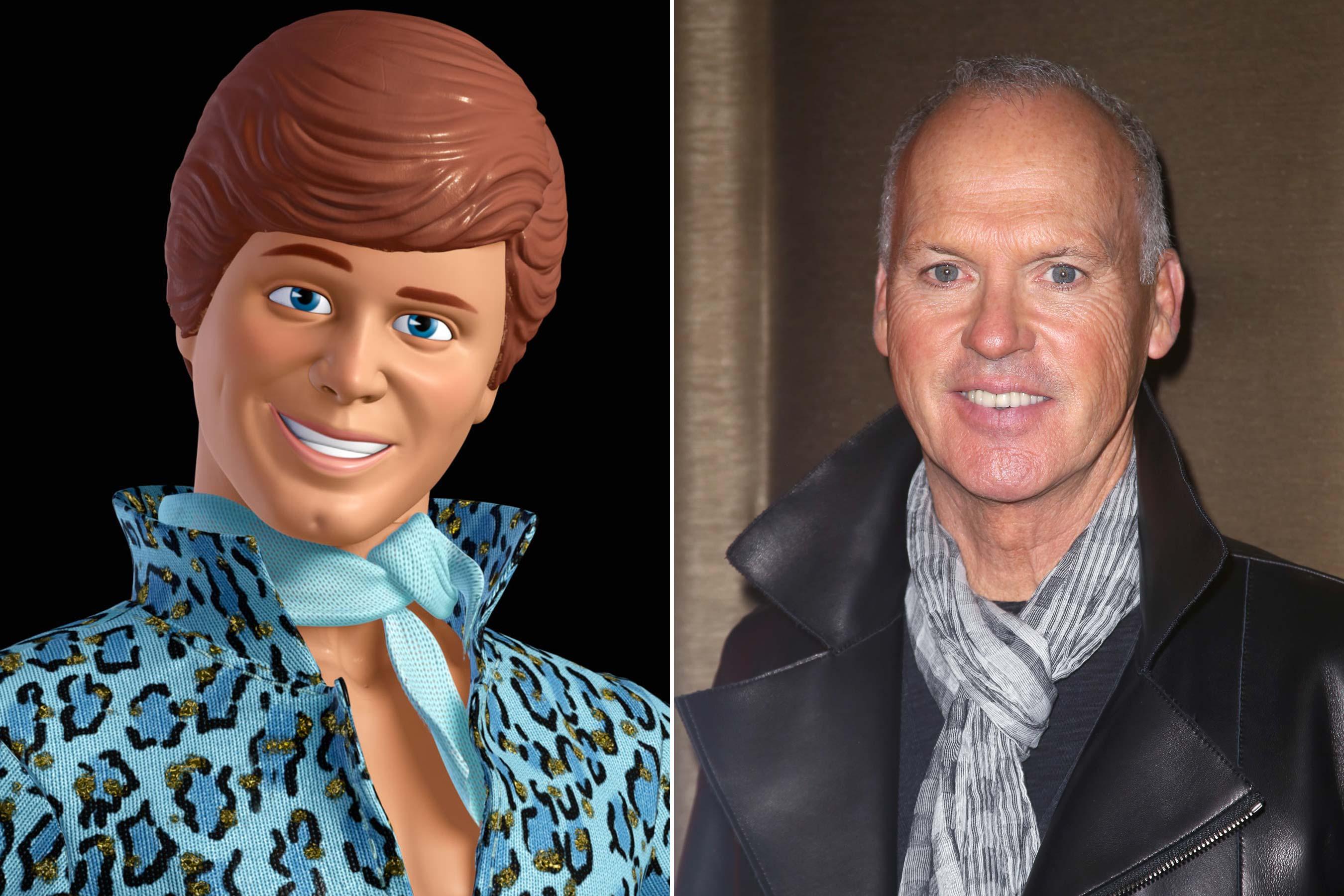 Ken - Michael Keaton (Toy Story 3)