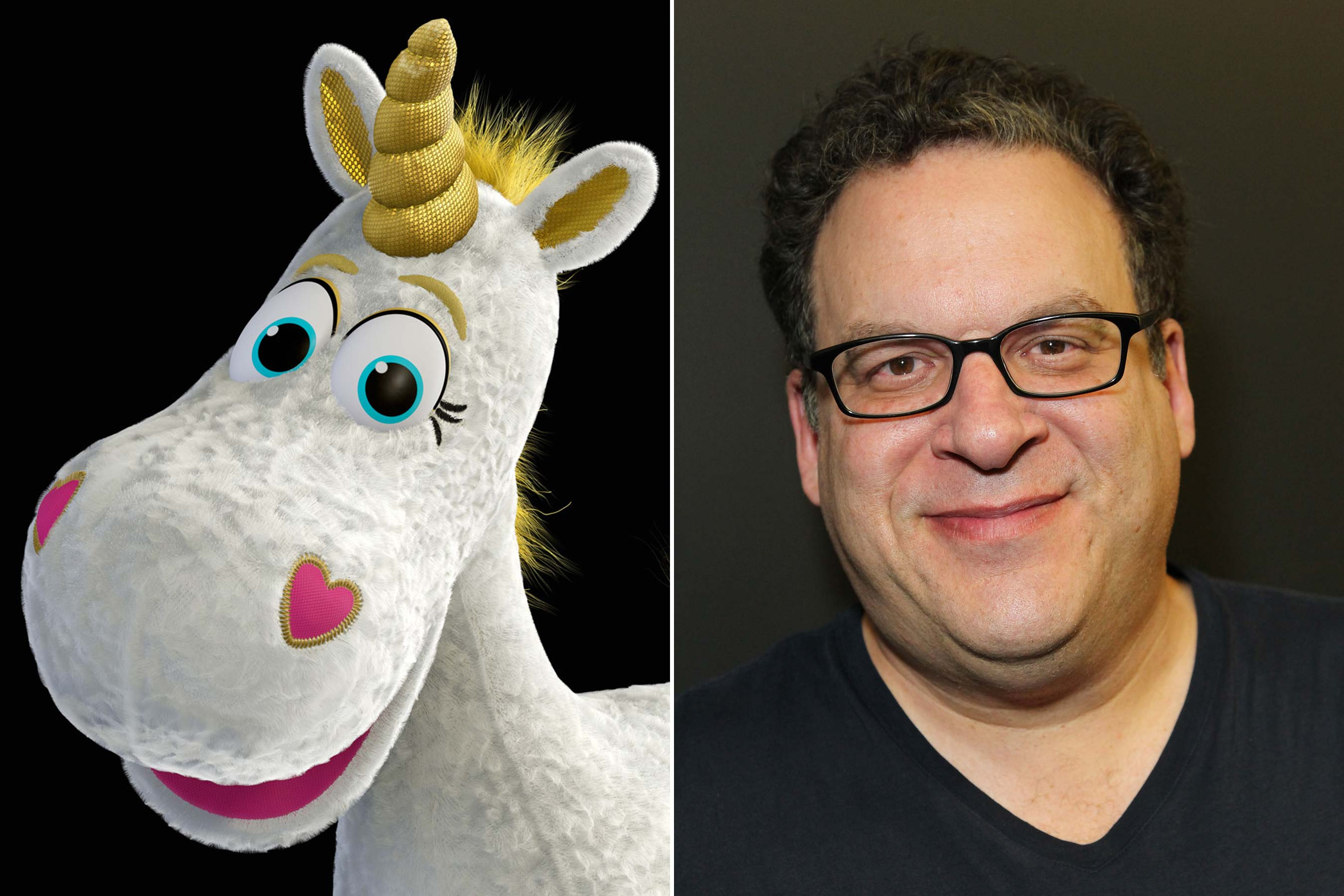 <strong>Buttercup - Jeff Garlin (Toy Story 3)</strong>