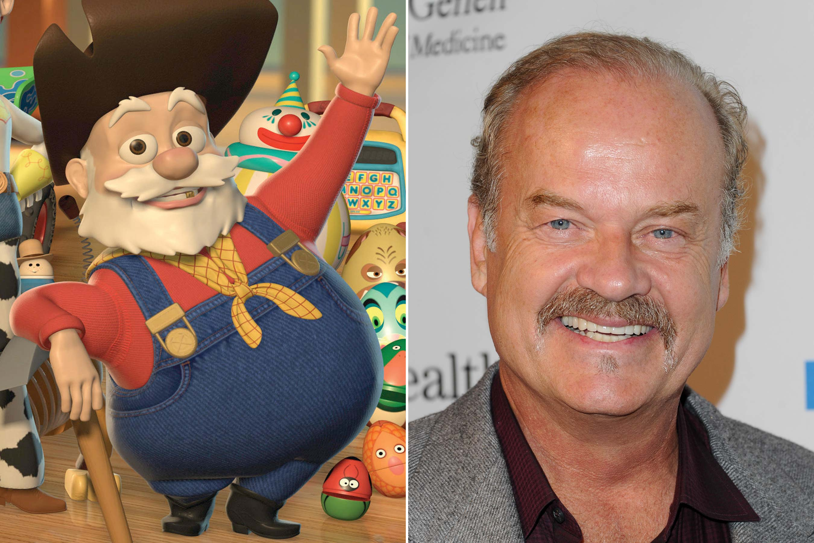 <strong>Stinky Pete - Kelsey Grammer (Toy Story 2)</strong>
