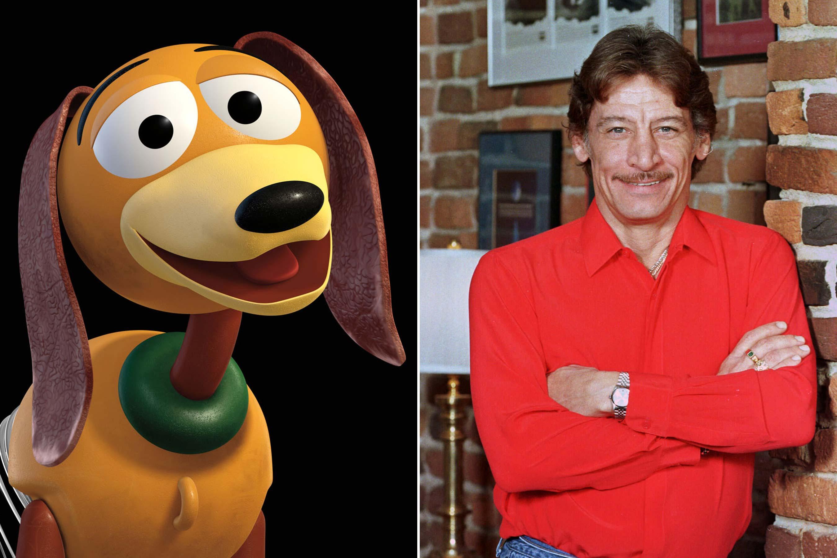 <strong>Slinky Dog - Jim Varney (Toy Story 1-2)</strong>