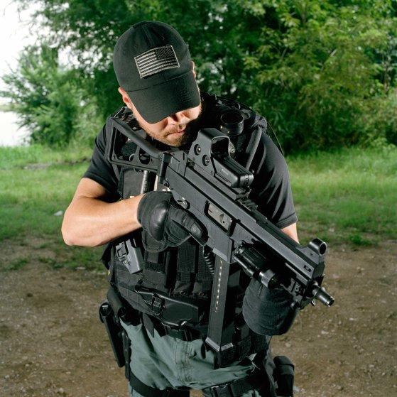 U.S. Marshals in Houston.