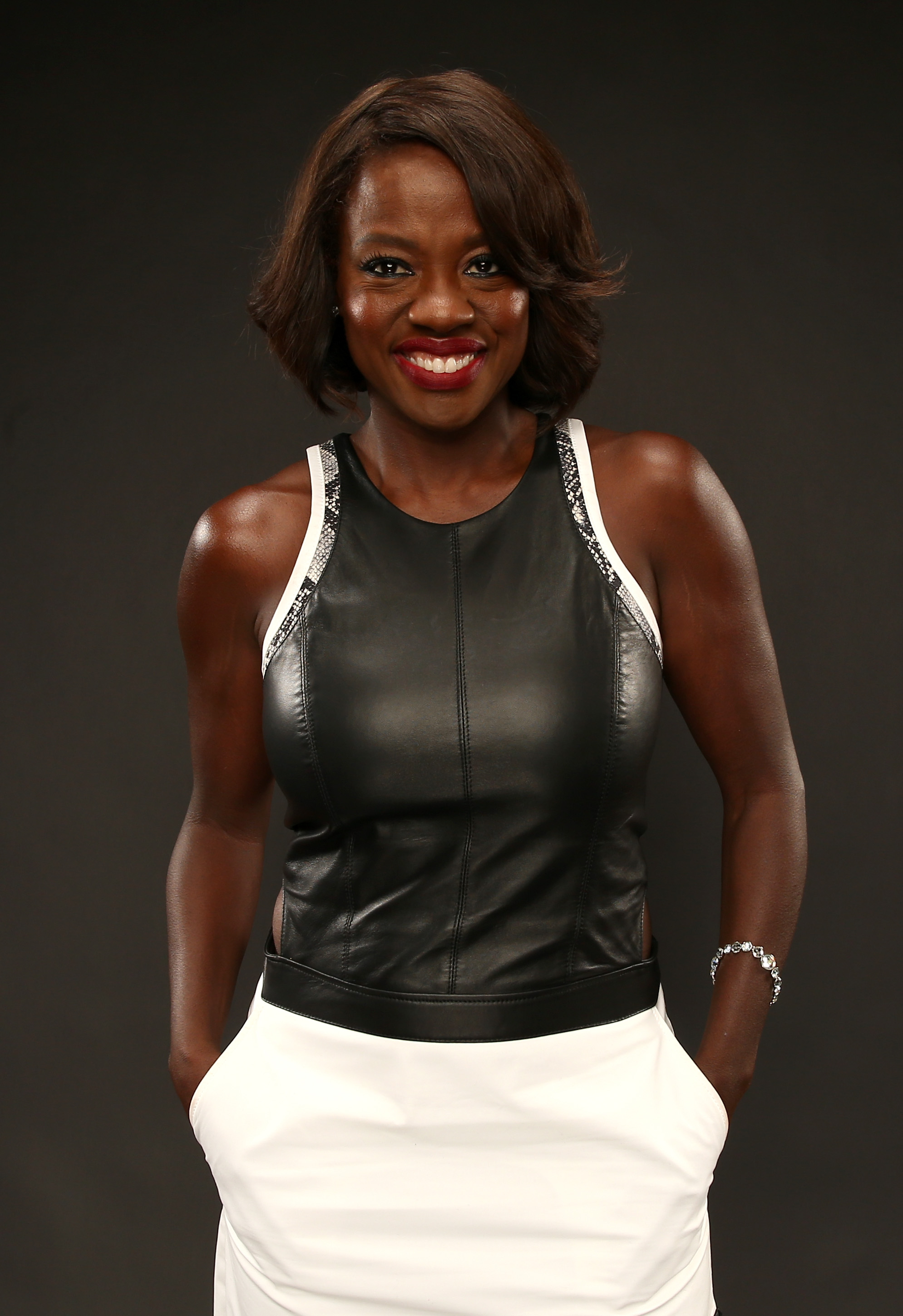 ABC's 'How to Get Away with Murder' actress Viola Davis poses for a portrait during ABC's 2014 TCA summer press tour at The Beverly Hilton Hotel on July 15, 2014 in Beverly Hills.
