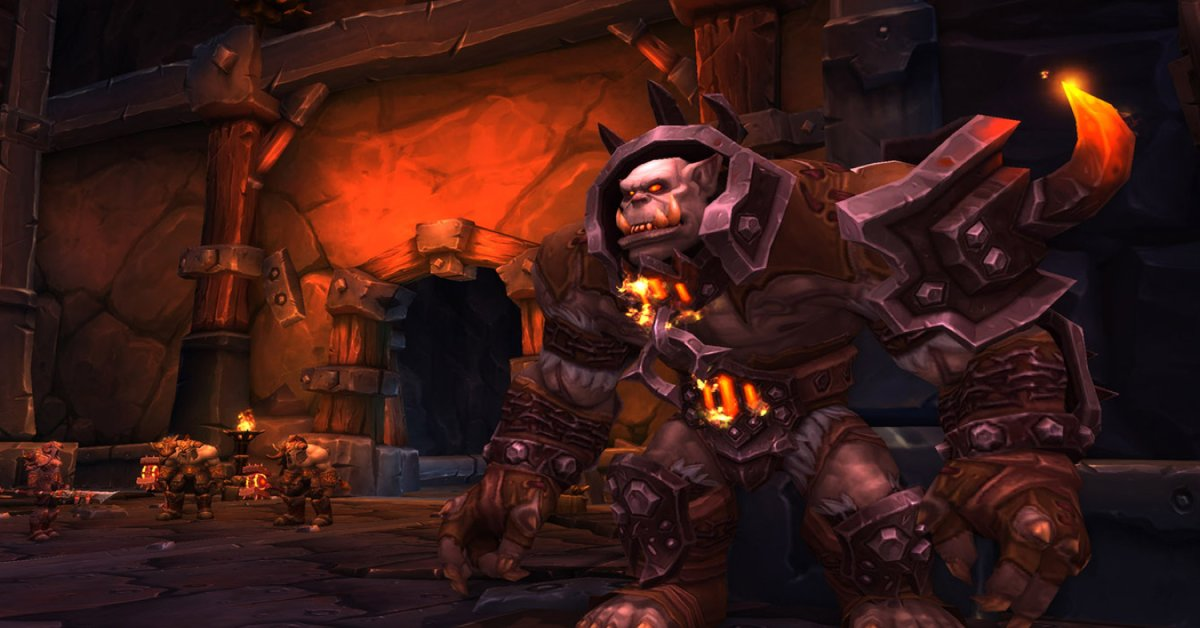 Everything You Need To Know About World Of Warcraft Warlords Of Draenor Time