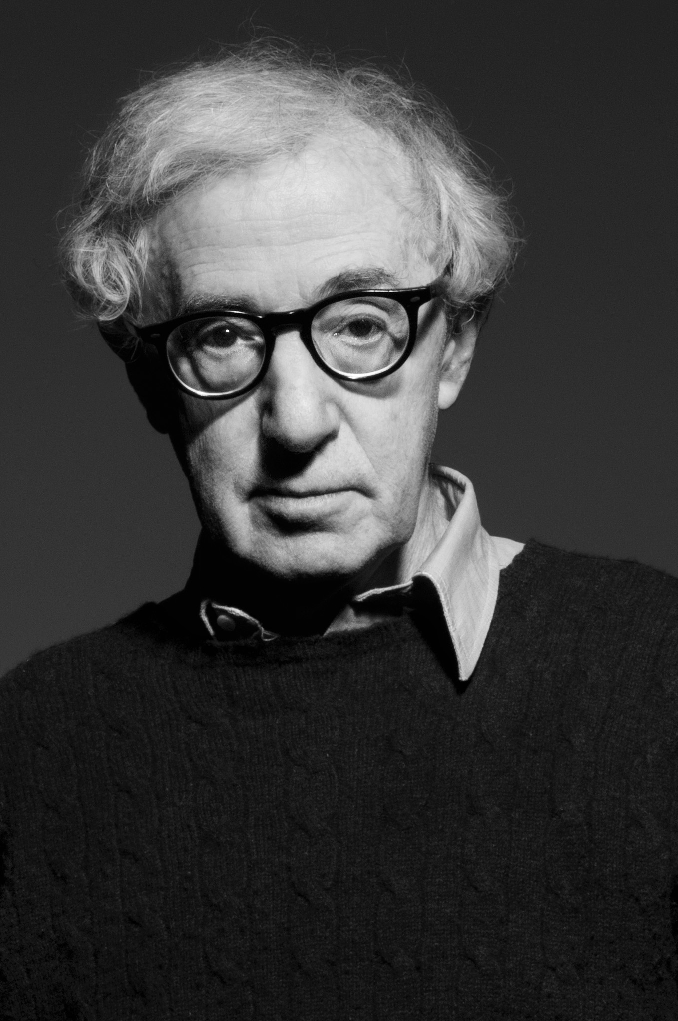 Woody Allen. From  No. 1 With a Bullet.  April 14, 2014 issue.