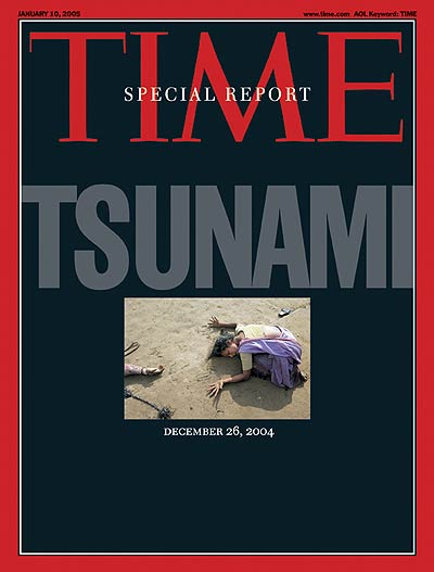 The Jan. 10, 2005, cover of TIME