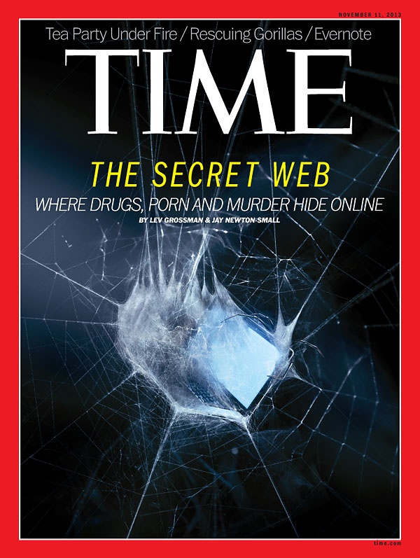 The Nov. 11, 2013, cover of TIME