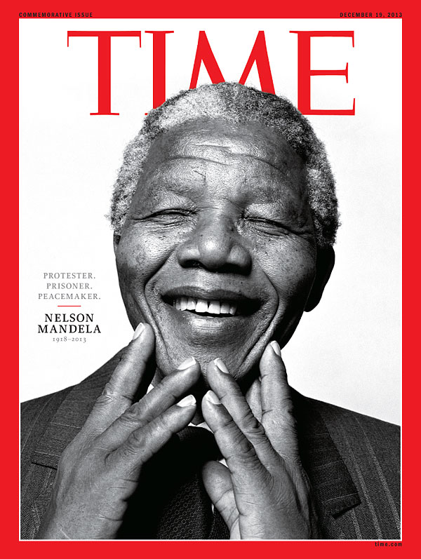 The Dec. 19, 2013, cover of TIME