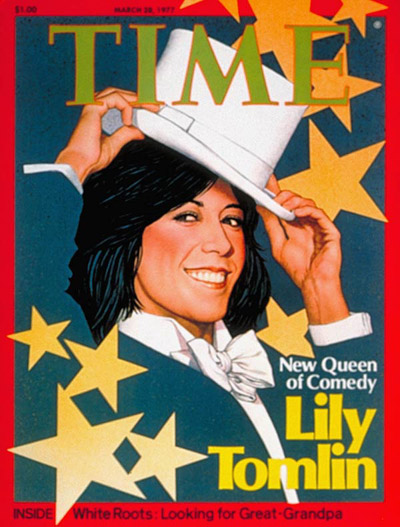 The Mar. 28, 1977, cover of TIME