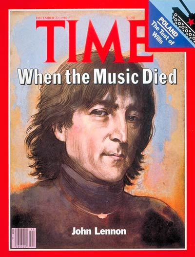 The Dec. 22, 1980, cover of TIME