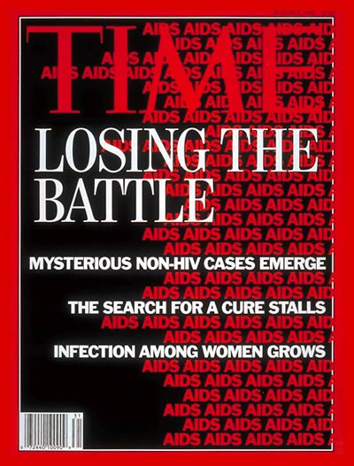 The Aug. 3, 1992, cover of TIME