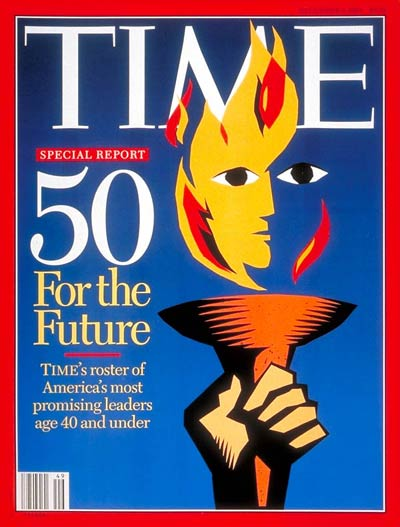 The Dec. 5, 1994, cover of TIME