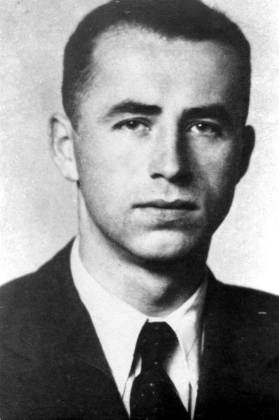 Alois Brunner, Lieutenant Of Eichmann, Sentenced To Death In Absentia On May 3, 1954 In Paris