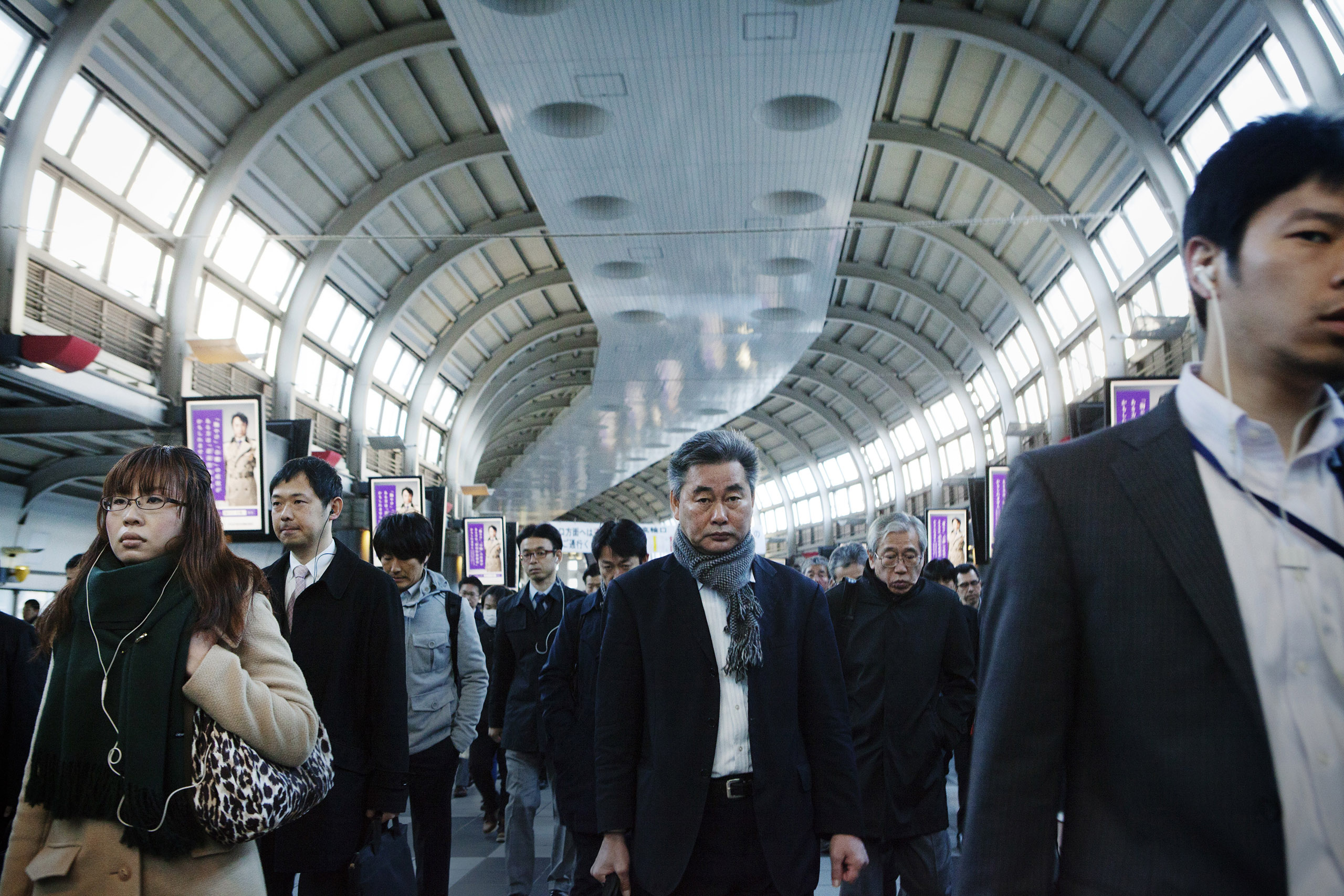 After rising hopes, Japan has slipped into another recession