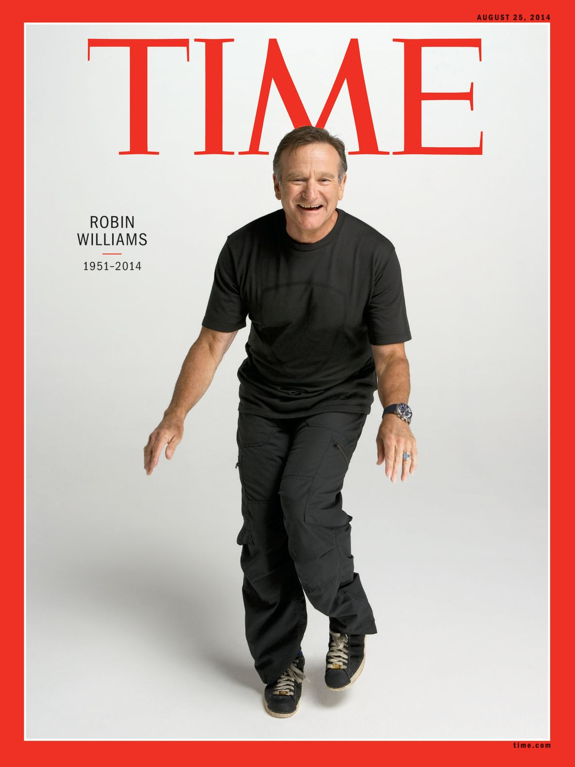 The Aug. 25, 2014, cover of TIME