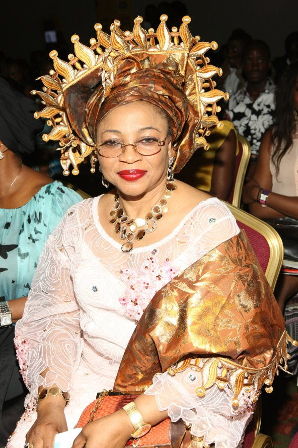 Folorunsho Alakija Unseats Oprah As The World S Richest Black Woman Time