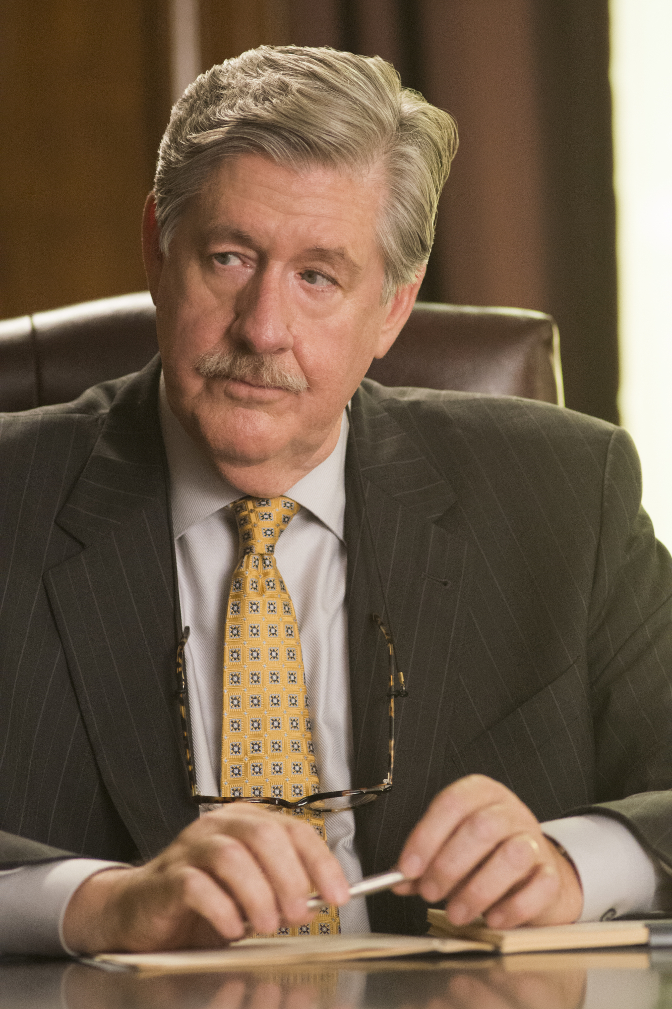 Edward Herrmann as Lionel Deerfield on 'The Good Wife'
