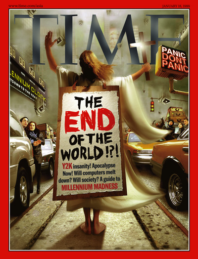 The Jan. 18, 1999, cover of TIME