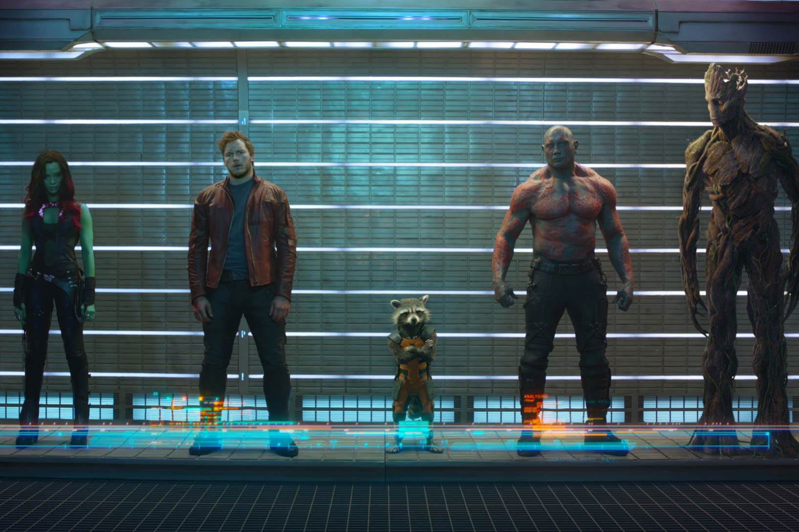 1. Guardians of the Galaxy - $332,862,030