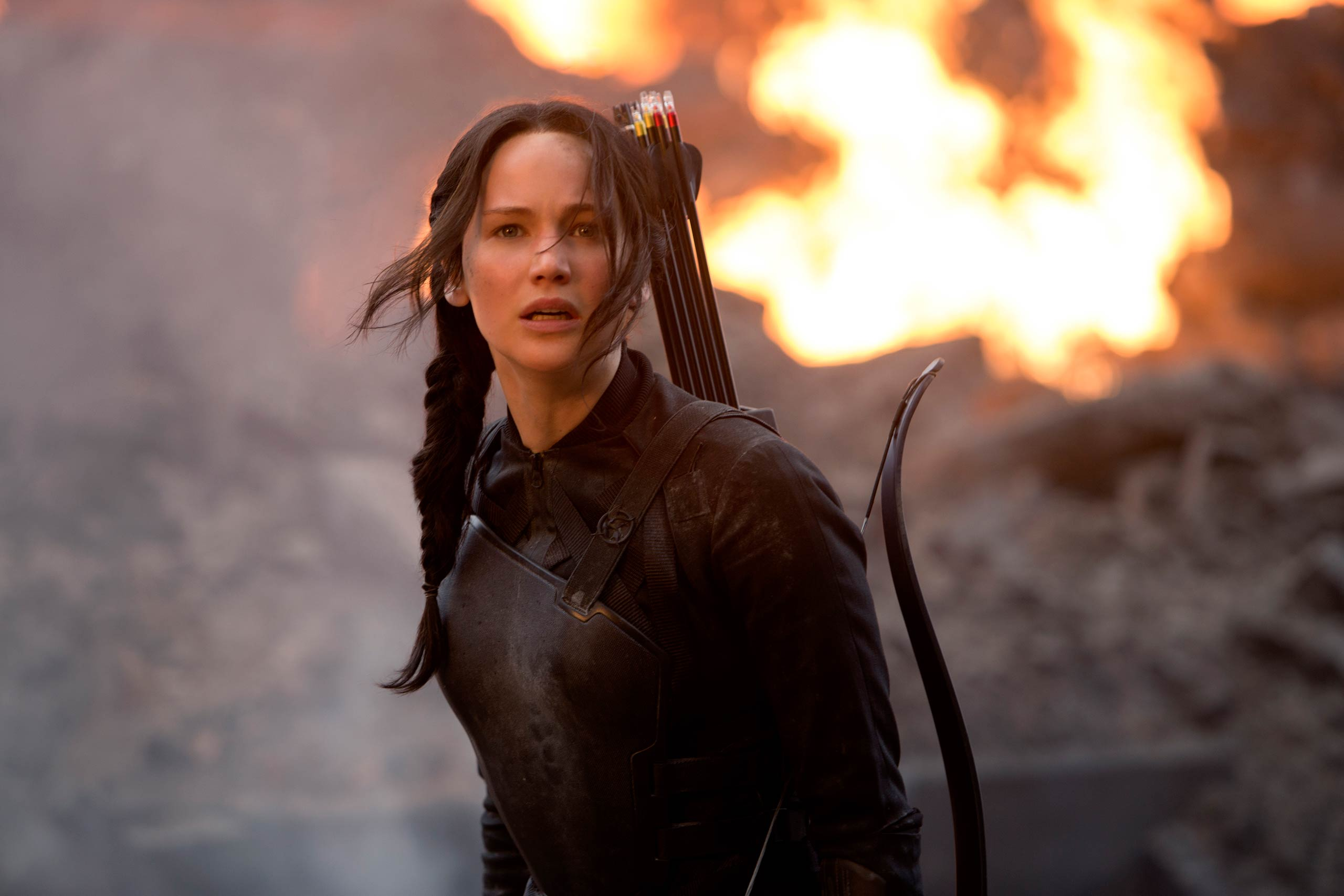 2. The Hunger Games: Mockingjay - Part 1 - $308,939,828