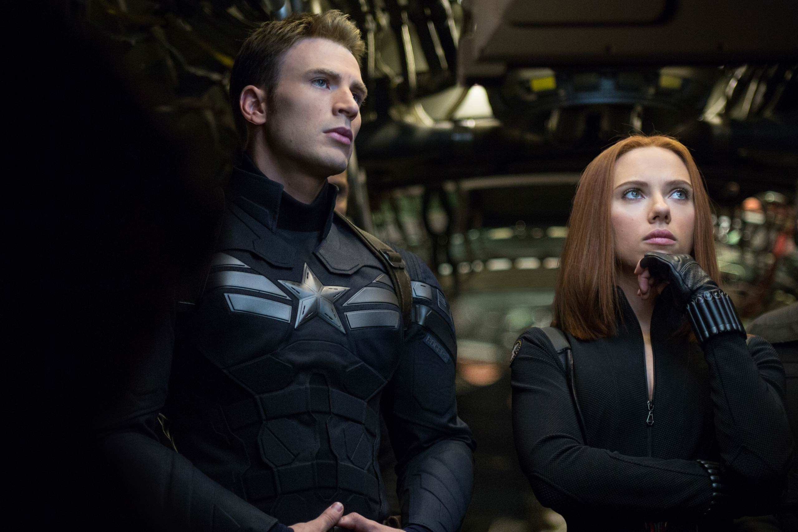3. Captain America: The Winter Soldier - $259,766,572