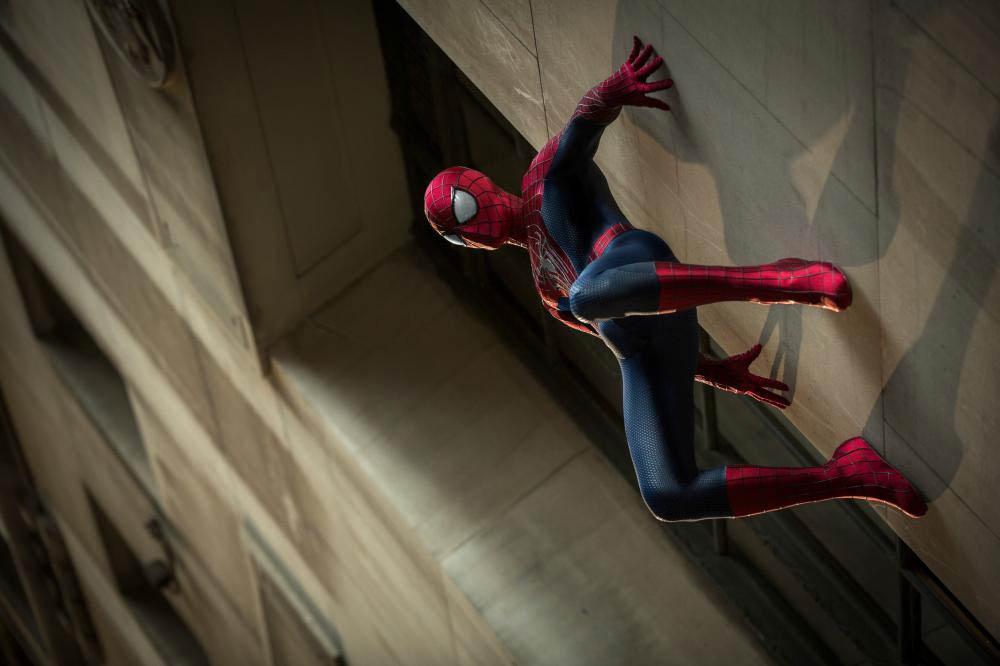 9. The Amazing Spider-Man 2 - $202,853,933