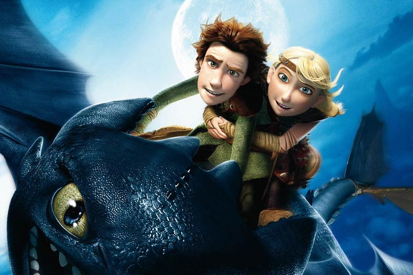 15. How to Train Your Dragon 2 - $177,002,924