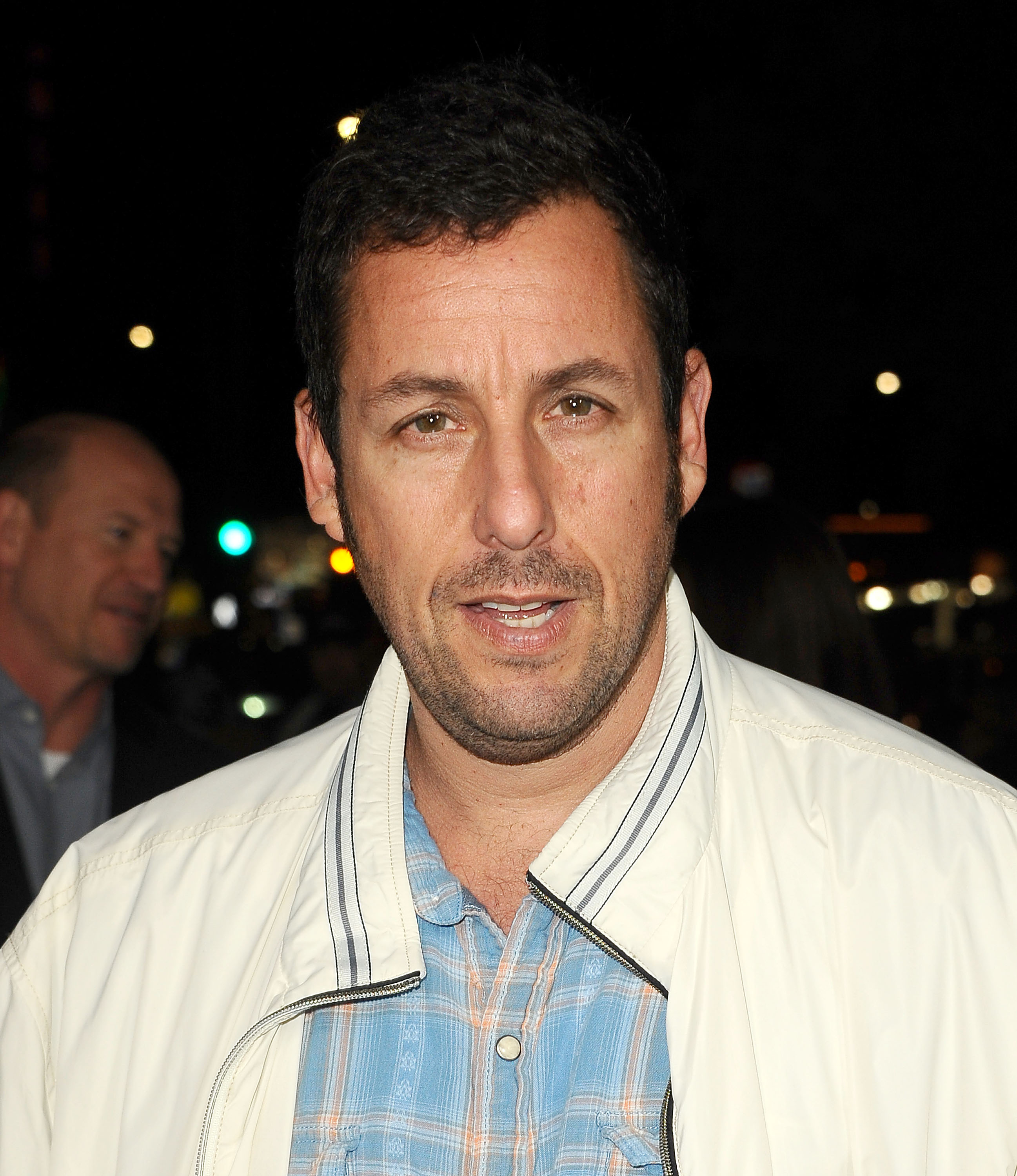 Actor Adam Sandler at the premiere of  Men, Women and Children  in Los Angeles, Ca. on Sep. 30, 2014.
