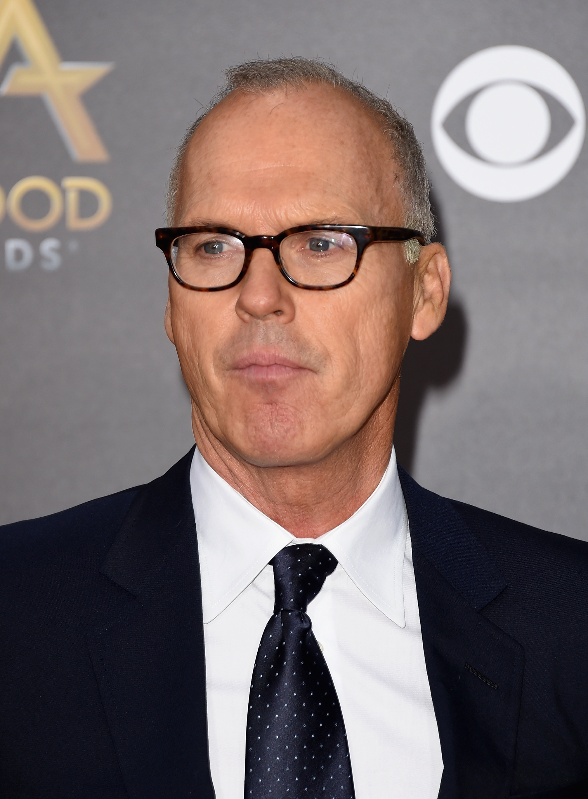 Actor Michael Keaton attends the 18th Annual Hollywood Film Awards at The Palladium