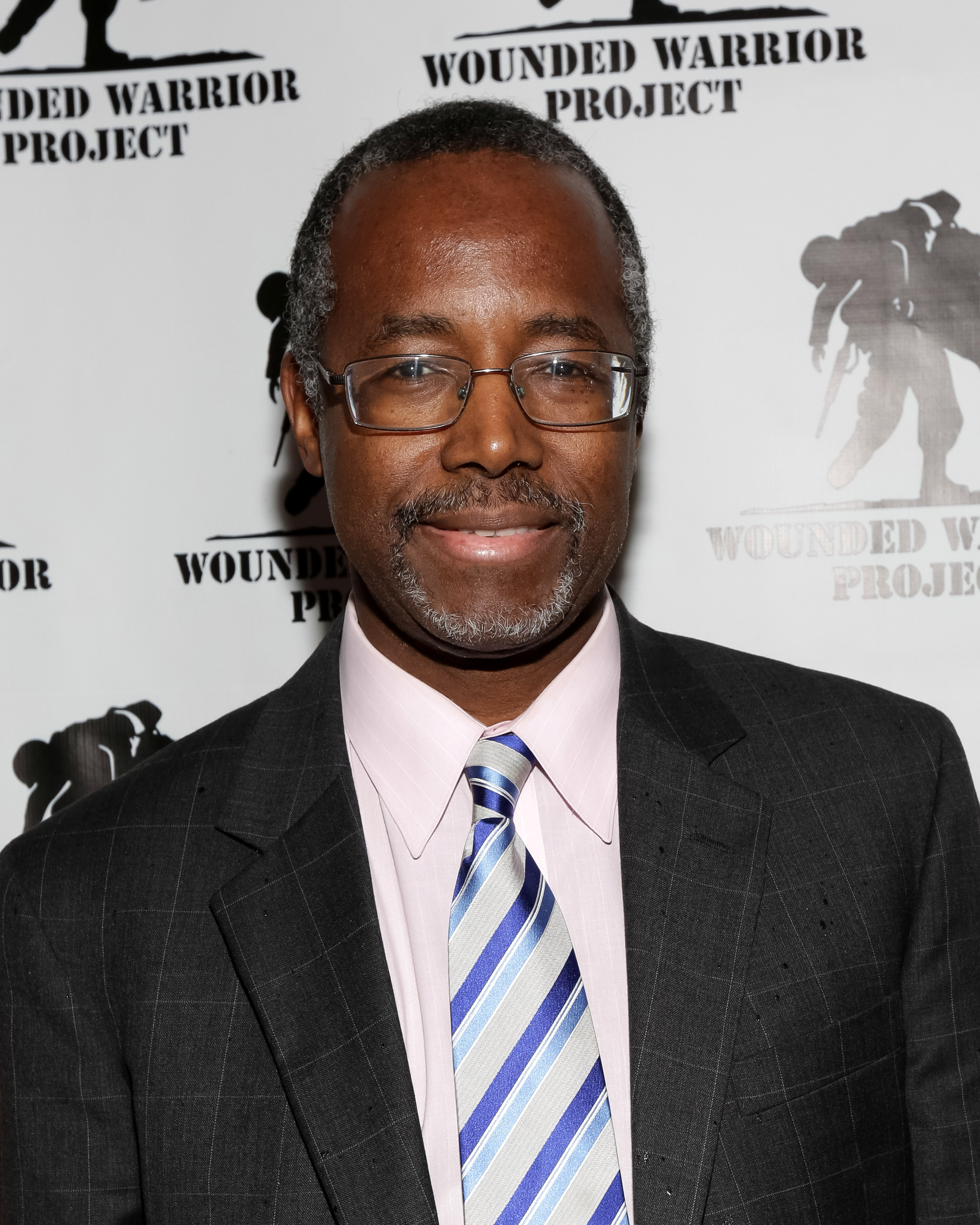 Ben Carson at the 2014 Wounded Warrior Project Benefit on November 17, 2014 in New York City.