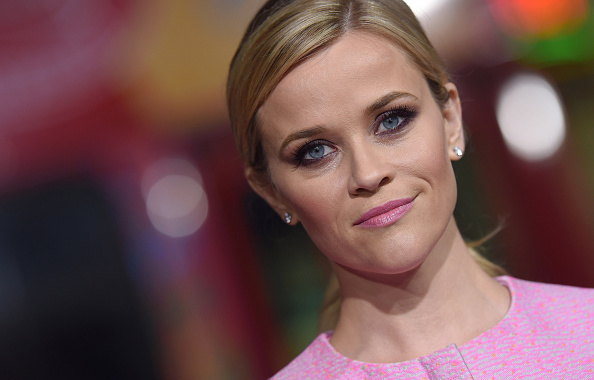 Reese Witherspoon arrives at the premiere of Inherent Vice at TCL Chinese Theatre in Hollywood on Dec. 10, 2014