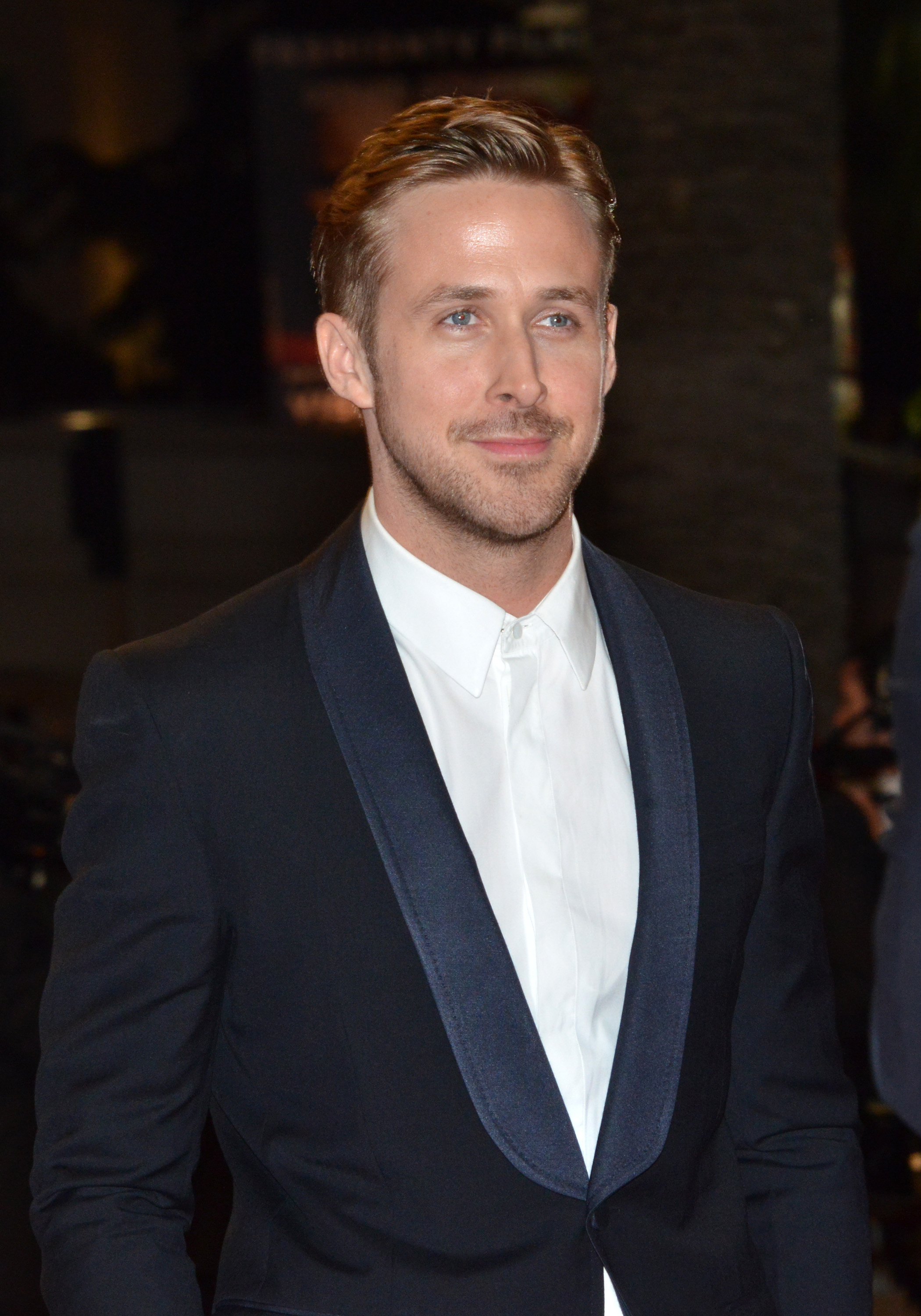 Ryan Gosling attends the 'Lost River' premiere during the 67th Annual Cannes Film Festival on May 20, 2014 in Cannes, France.