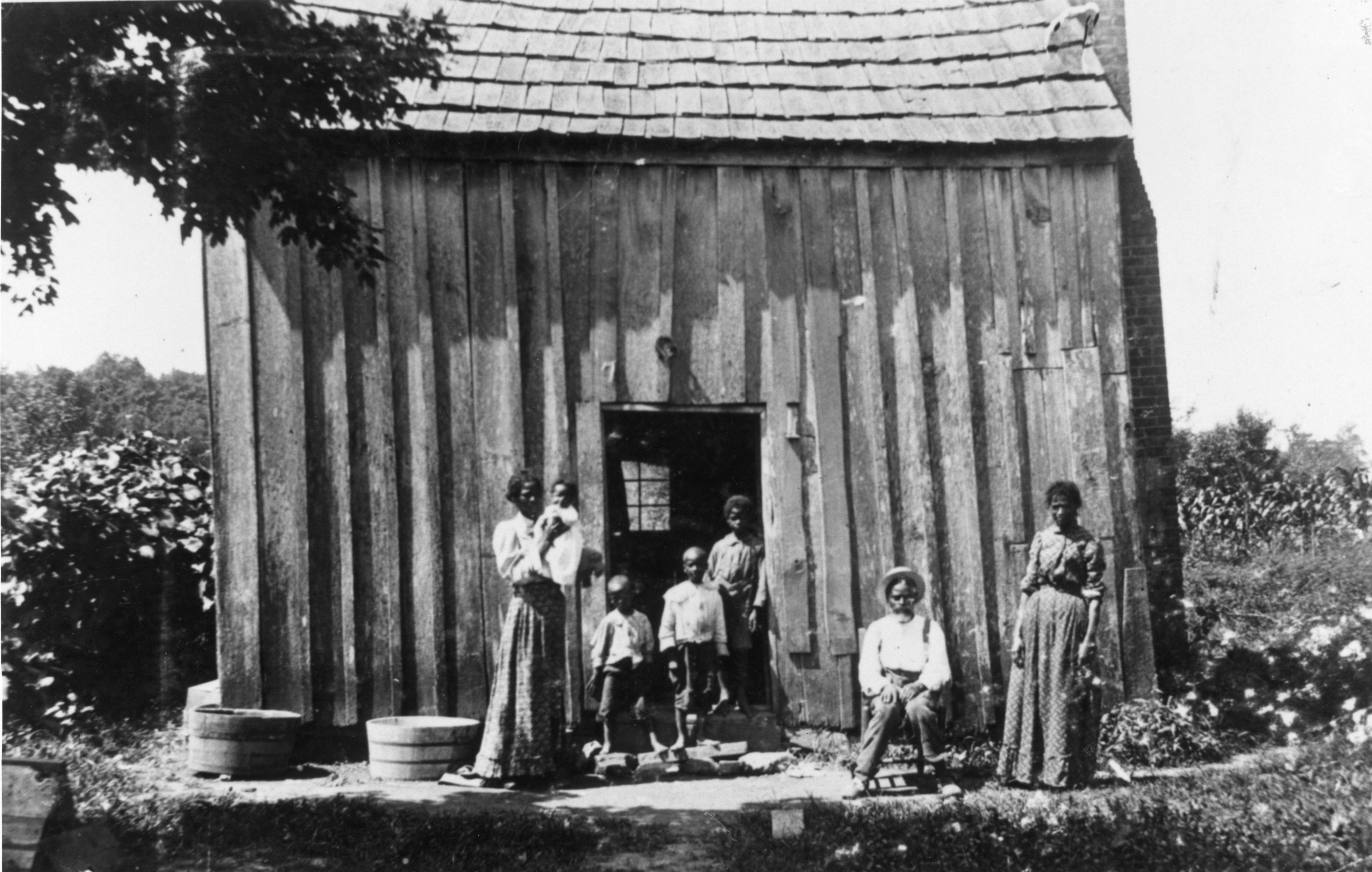 Family inequality during the last Gilded Age