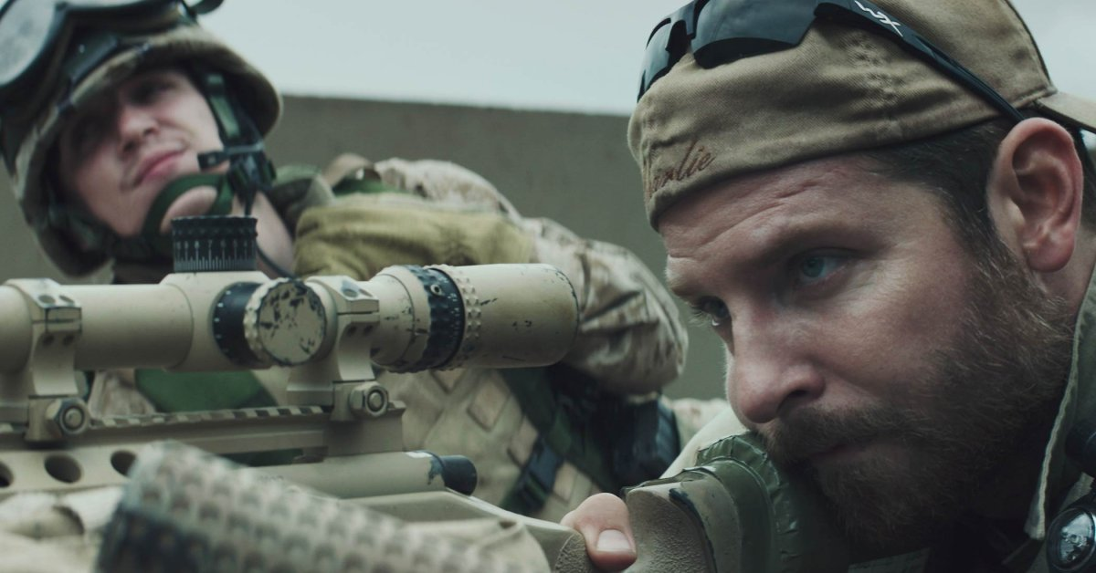 American Sniper: Top 10 war movies on Netflix