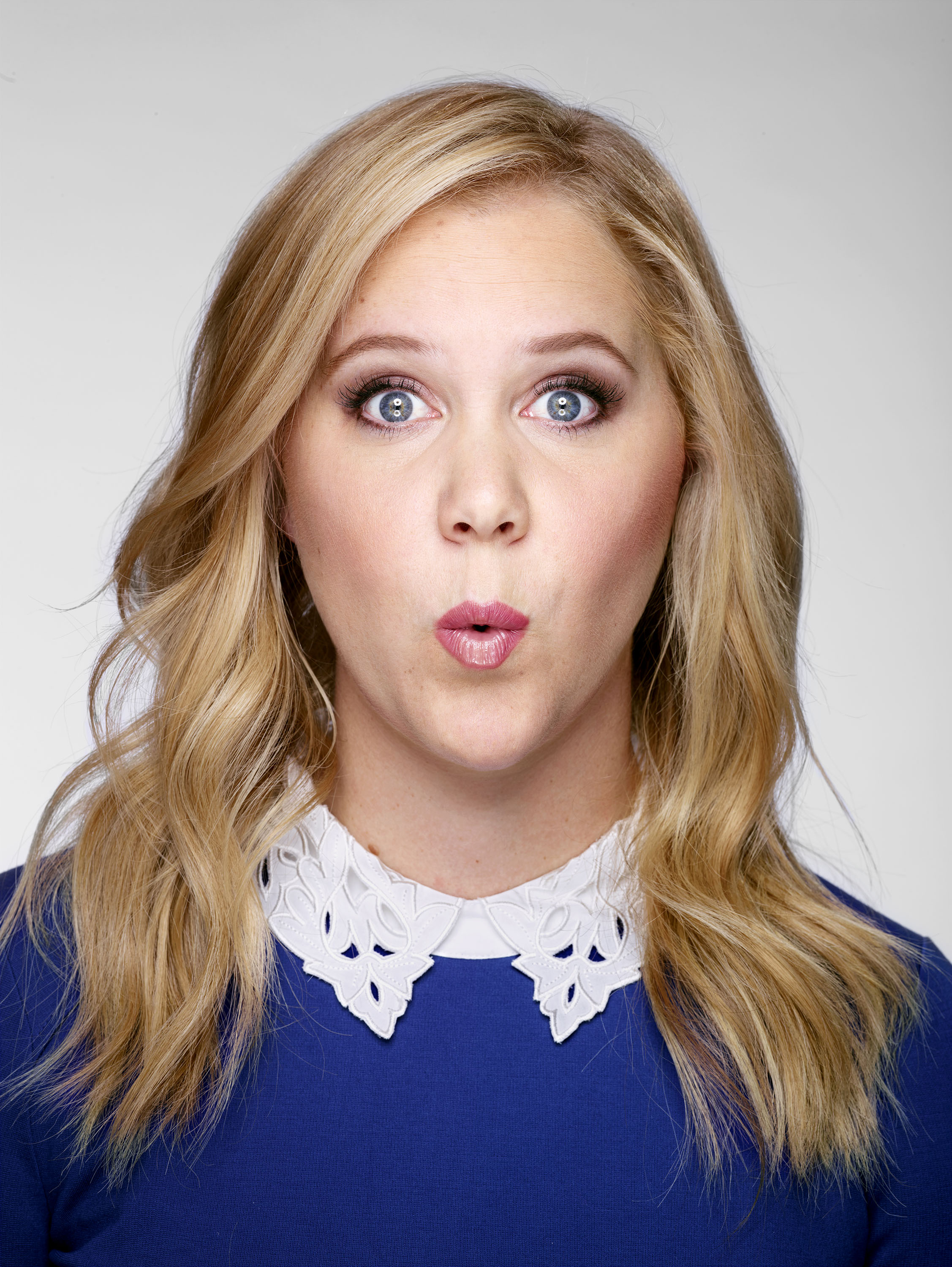 Star Track: Amy Schumer's movie Trainwreck, directed by Judd Apatow, is out in July.