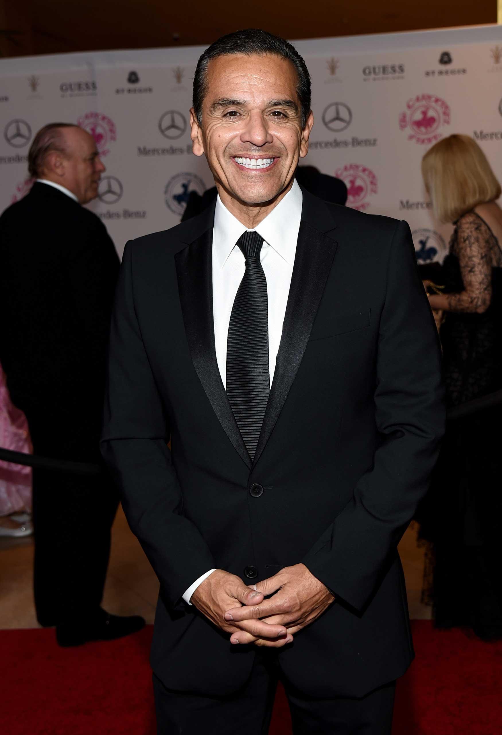 Antonio Villaraigosa was the mayor of Los Angeles before Garcetti, serving from 2005 to 2013.