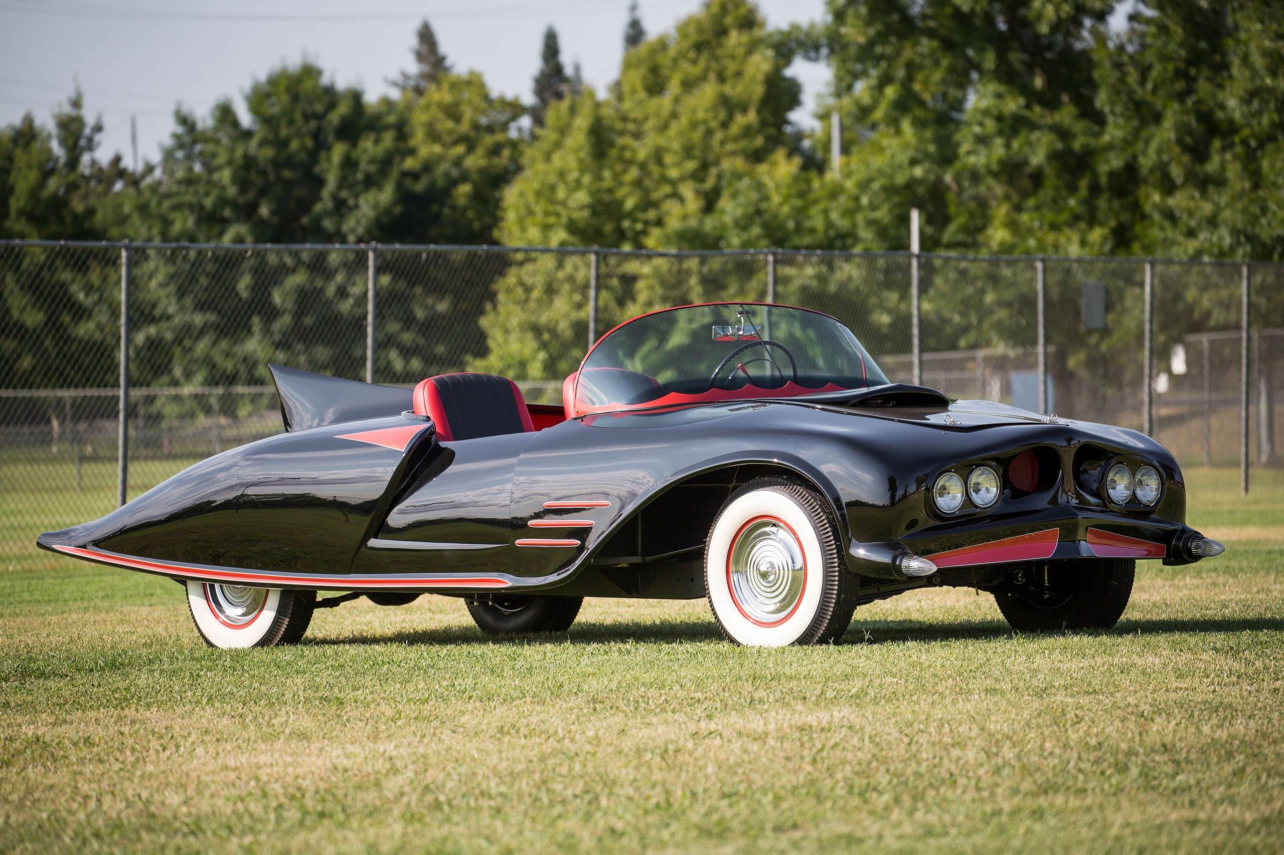 1963  Batman's Batmobile