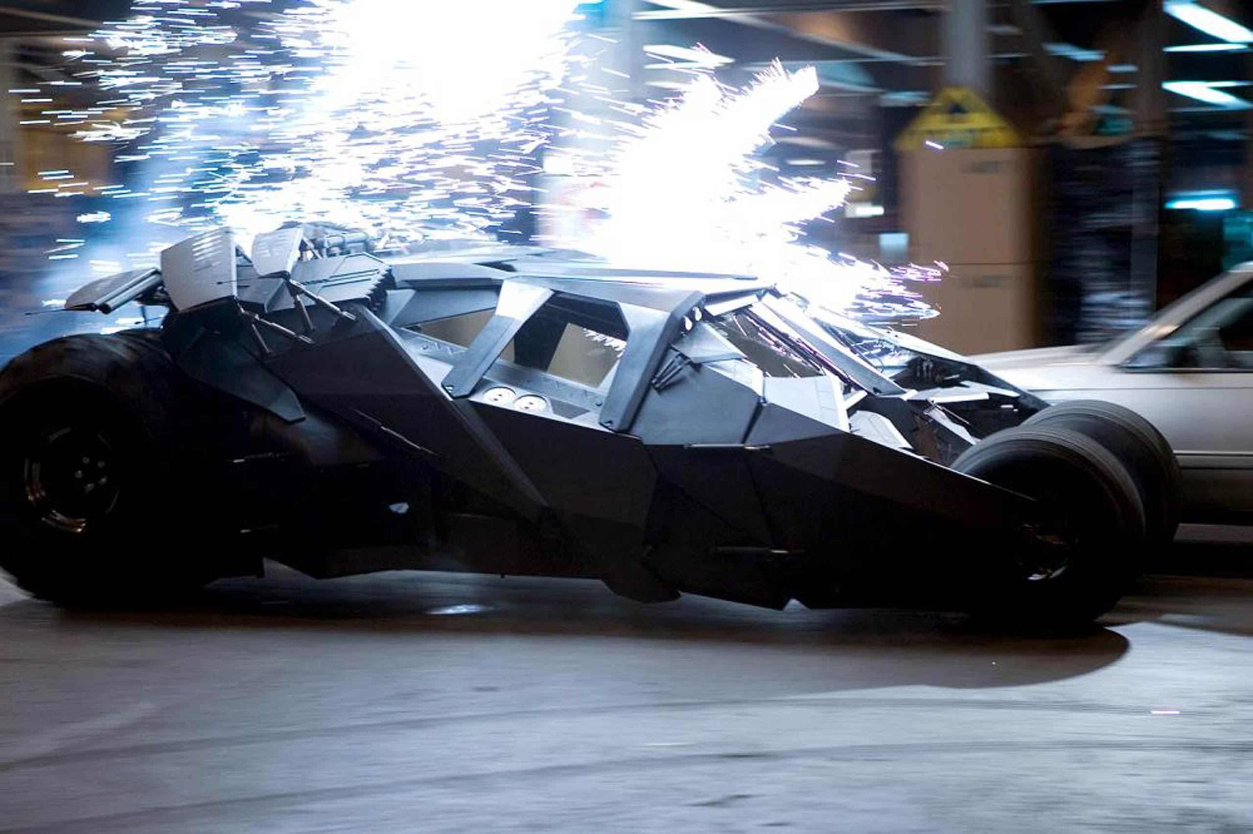 Batman Begins, The Dark Knight, The Dark Knight Rises