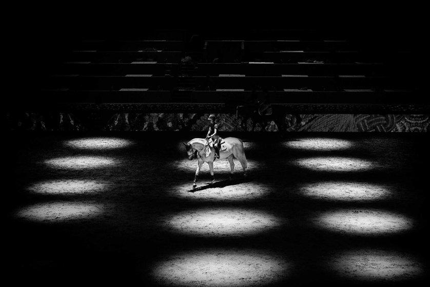 ESPN Magazine, LA Masters, Horse Jumping