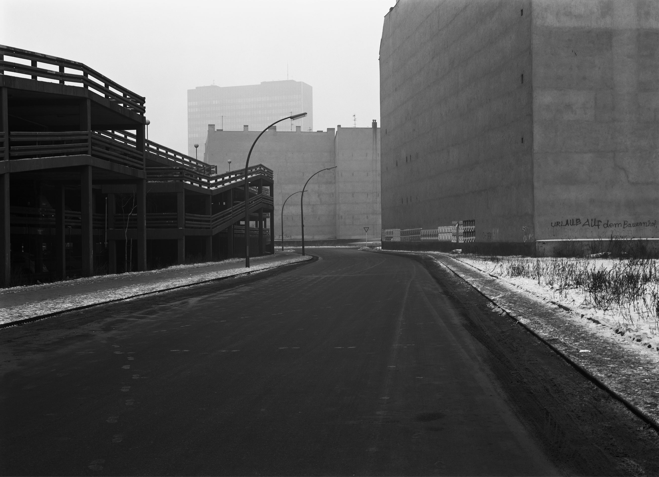 Untitled, 1980 from Berlin Nach 1945 (Berlin After 1945).