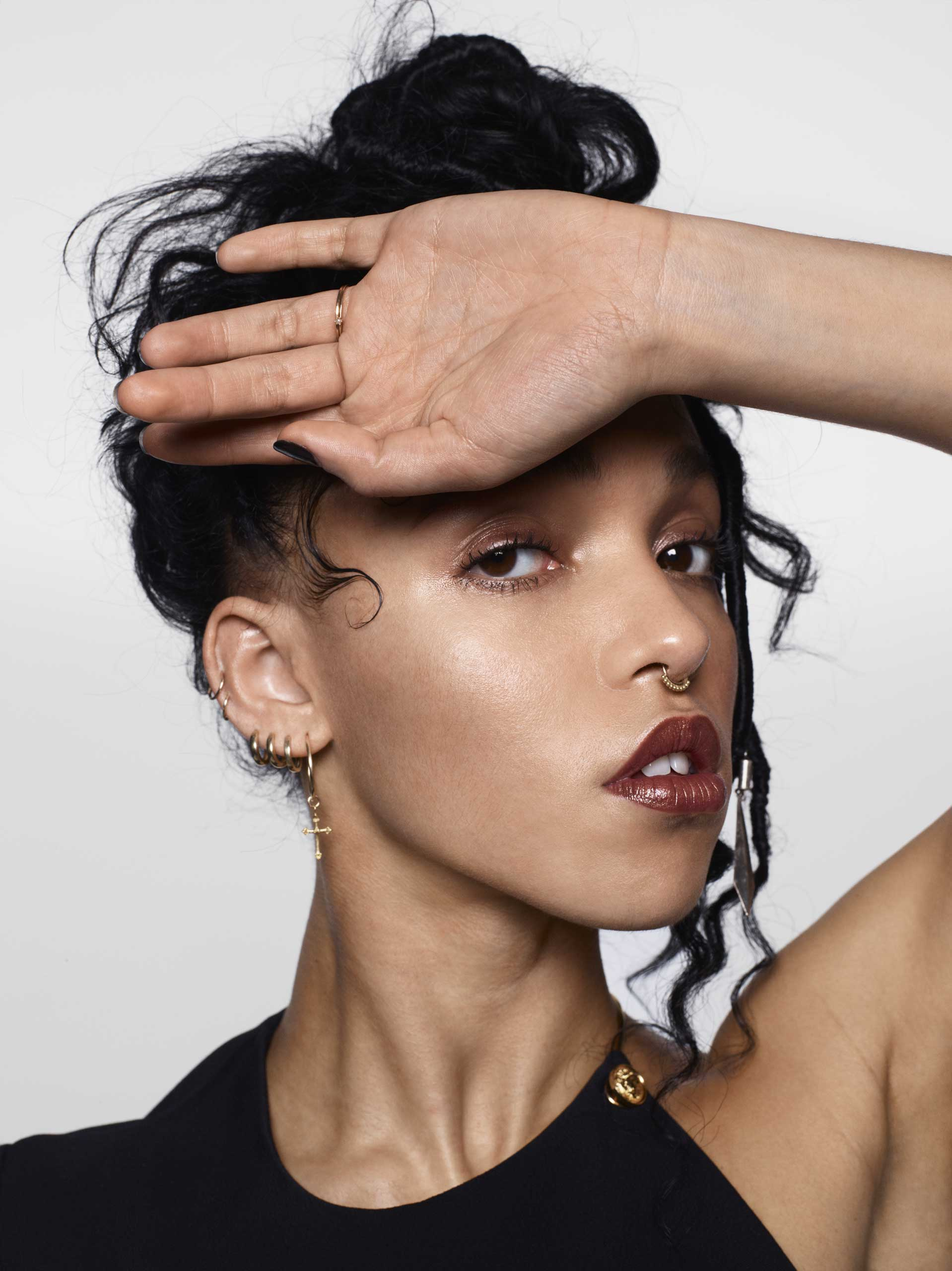 FKA twigs. From  The Best of Culture 2014.  Dec. 22 / Dec. 29, 2014 issue.