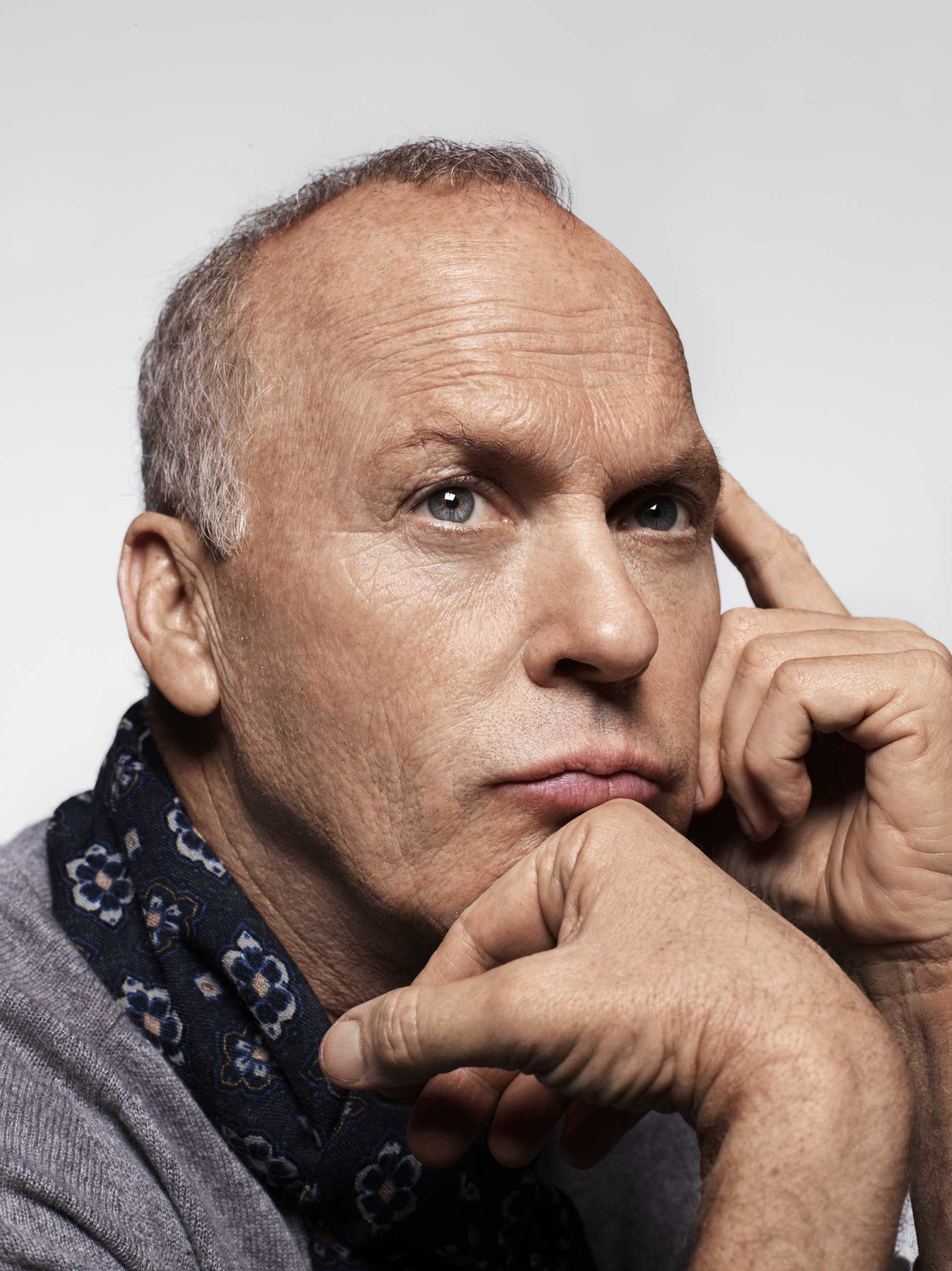 Michael Keaton. From  The Best of Culture 2014.  Dec. 22 / Dec. 29, 2014 issue.