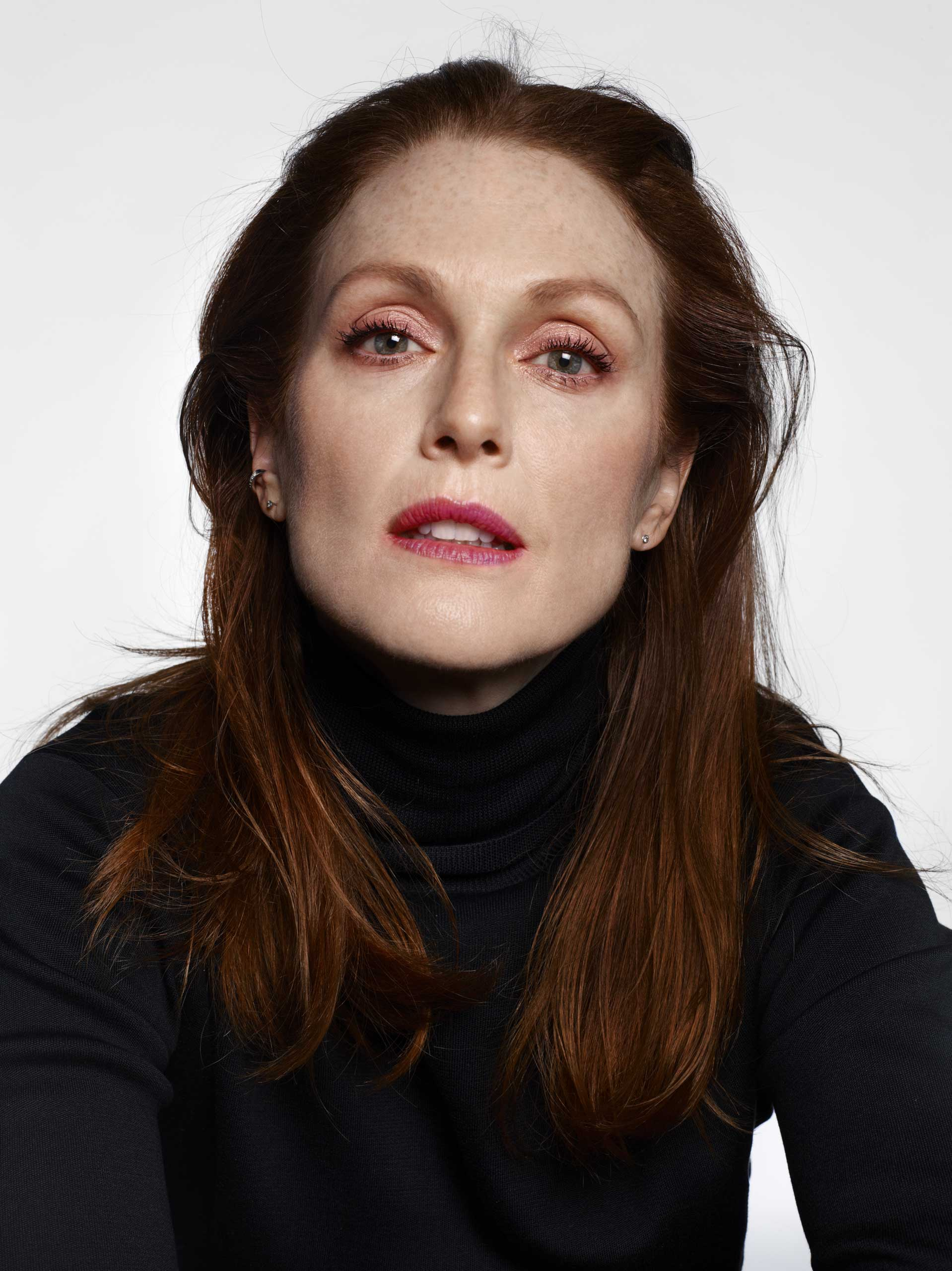 Julianne Moore. From  The Best of Culture 2014.  Dec. 22 / Dec. 29, 2014 issue.