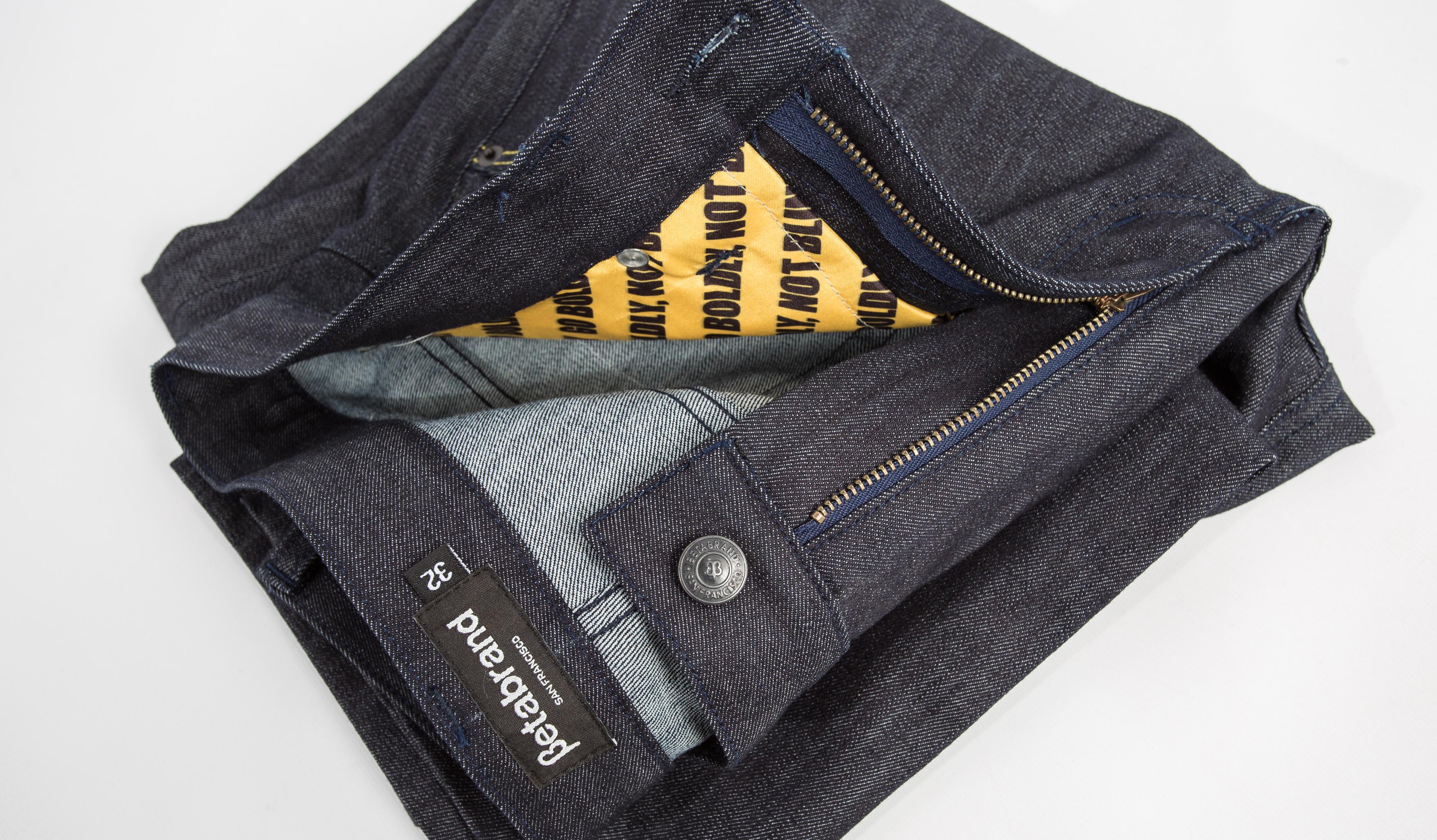 BetaBrand RFID blocking pants