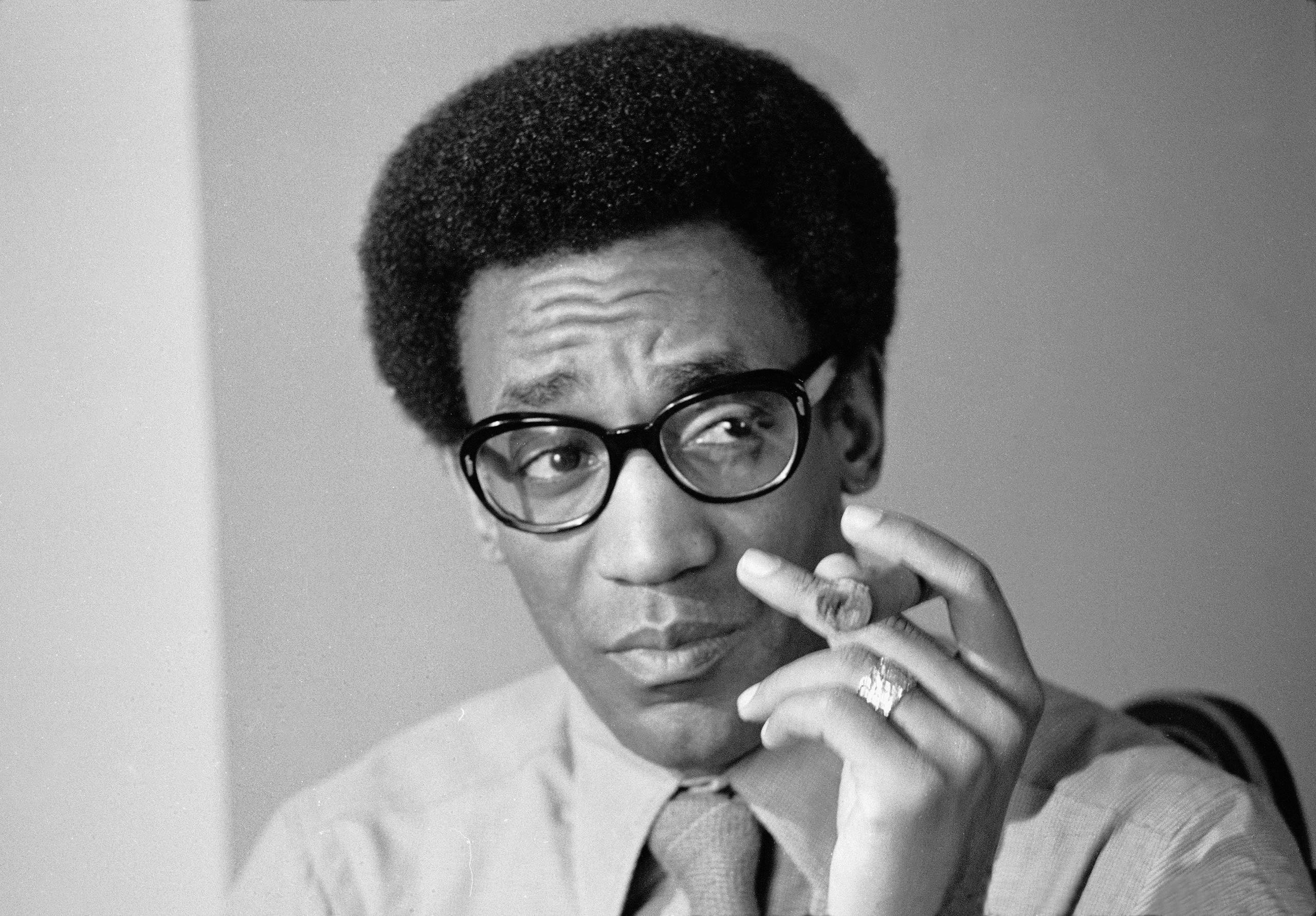 A portrait of Bill Cosby taken in 1969.
