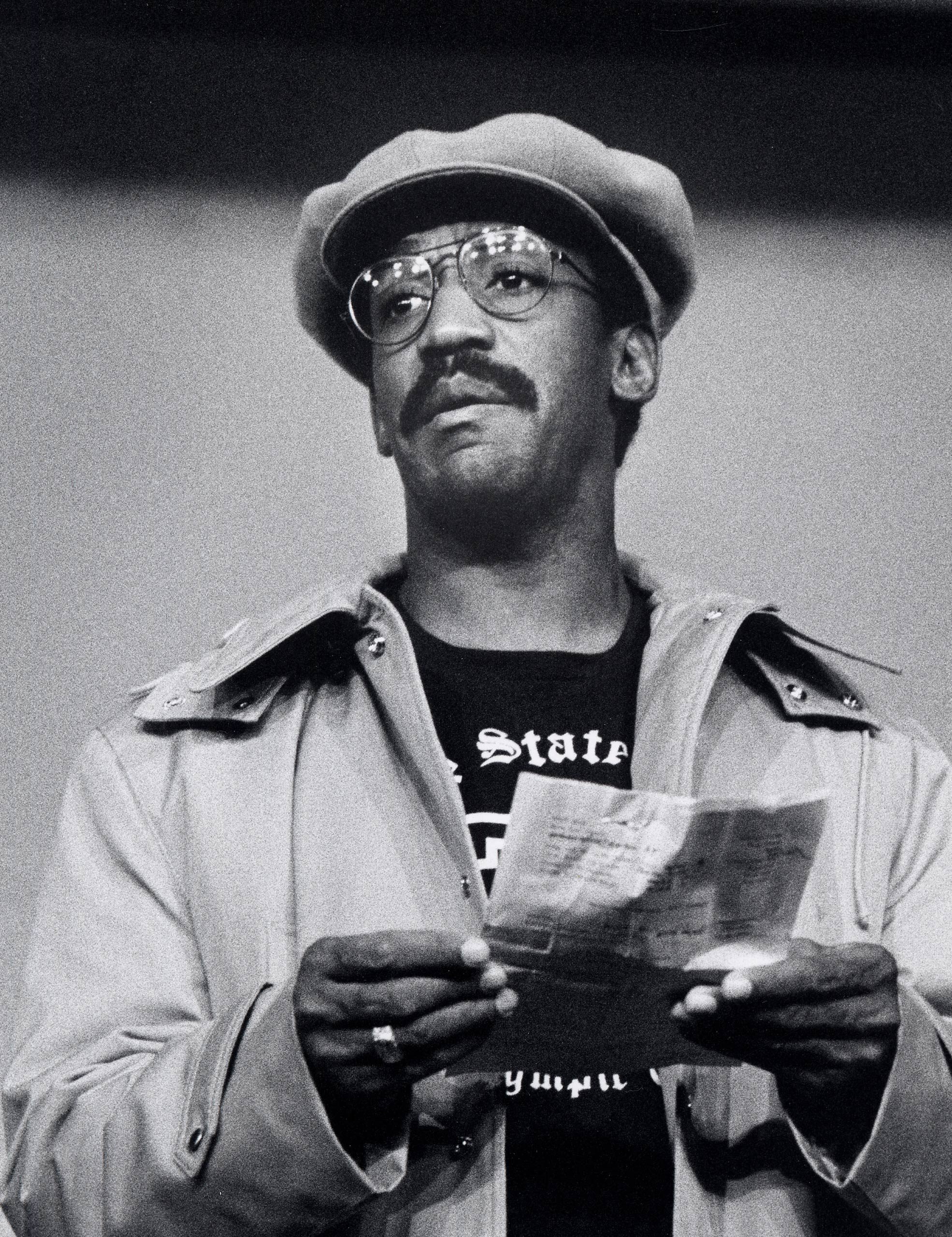"Bill Cosby attends the ""Concert at Town Hall"" at Town Hall in New York City in 1971."