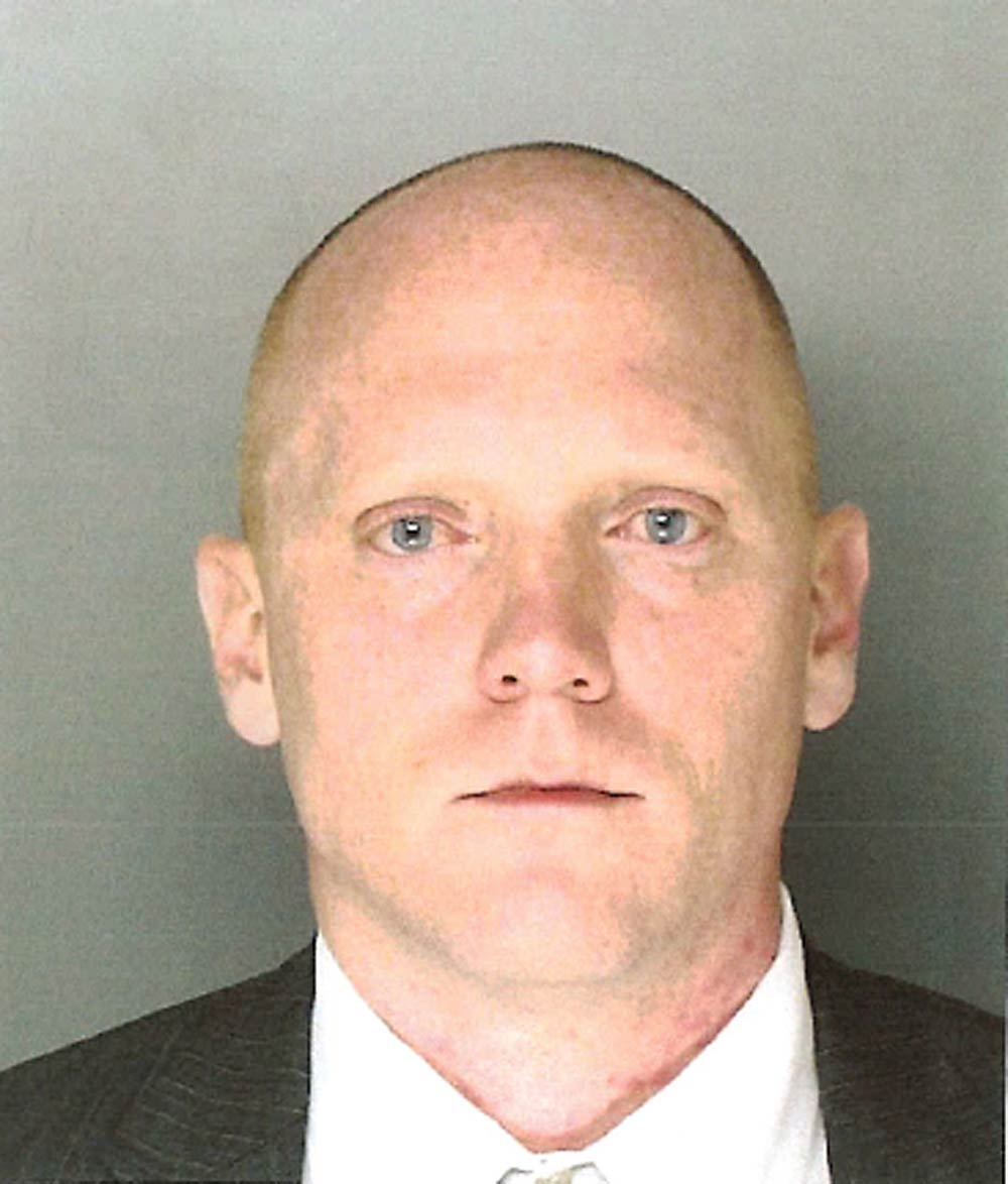 Bradley William Stone, 35, of Pennsburg, Pa., a suspect in the six shooting deaths in Montgomery County on Monday, Dec. 15, 2014.