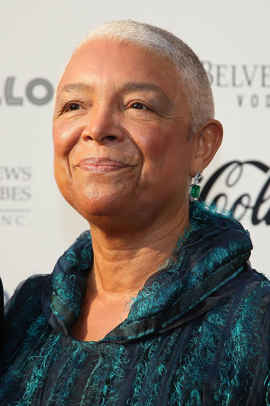 Camille Cosby attends the Apollo Theater 75th Anniversary Gala at The Apollo Theater on June 8, 2009 in New York City.
