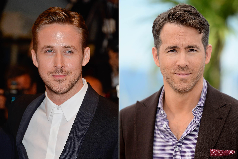 <strong>Ryan Gosling &amp; Ryan Reynolds</strong>
