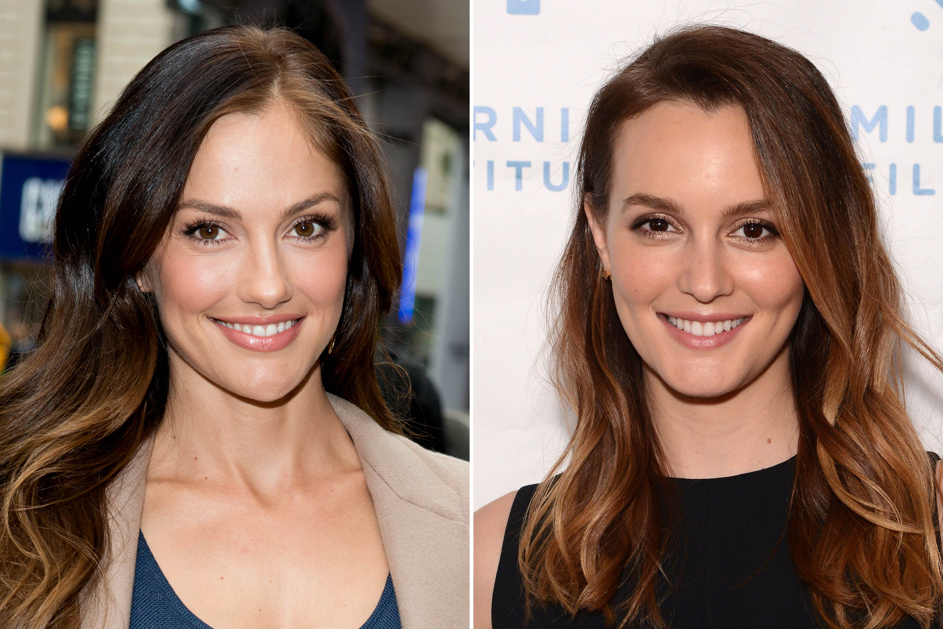 <strong>Minka Kelly &amp; Leighton Meester</strong>